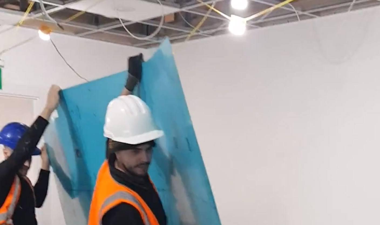 Hygienic Walls Video